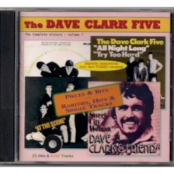 The Dave Clark Five - Over and Over
