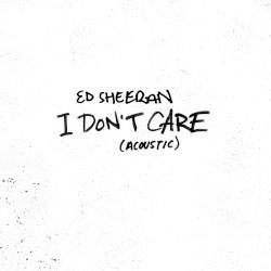Ed Sheeran - I Don't Care (acoustic)