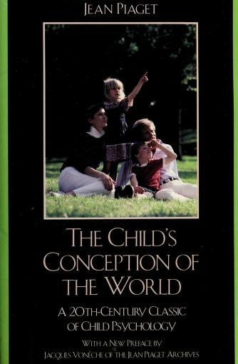 Cover of: The child's conception of the world | Jean Piaget